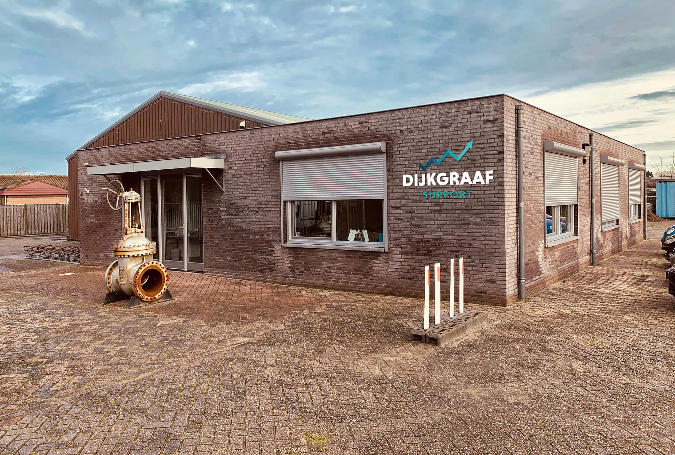 Pand Dijkgraaf-Support