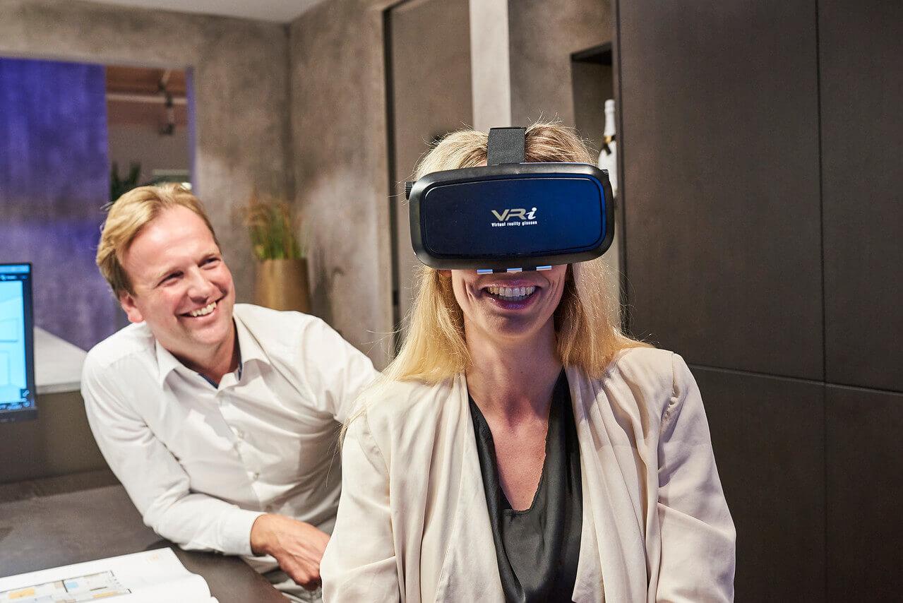 Virtual Reality Tieleman Keukens
