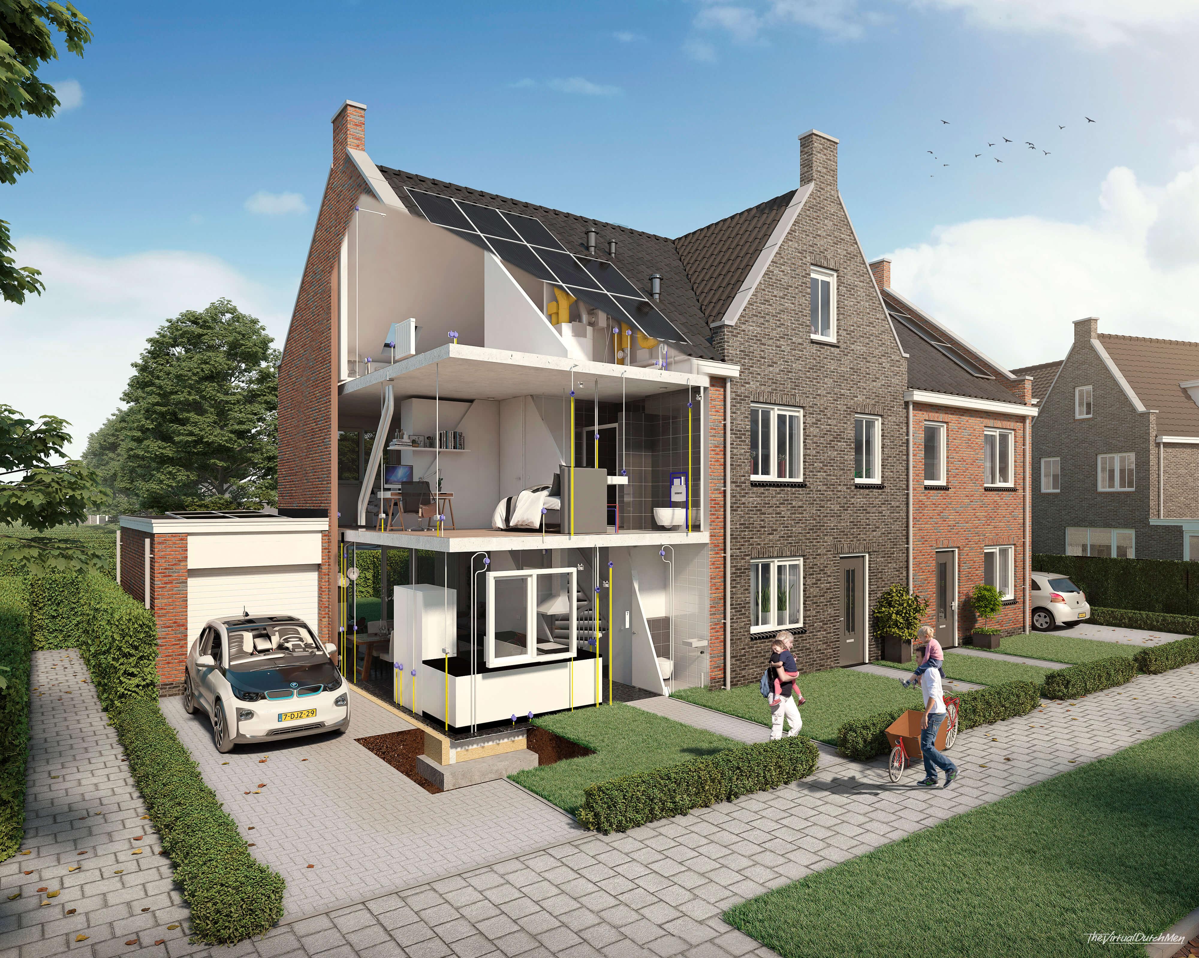 Innovathuis huis van de toekomst