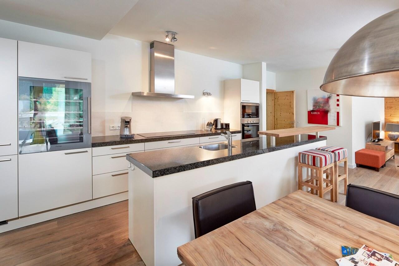 Geplaatste keuken Romex appartement