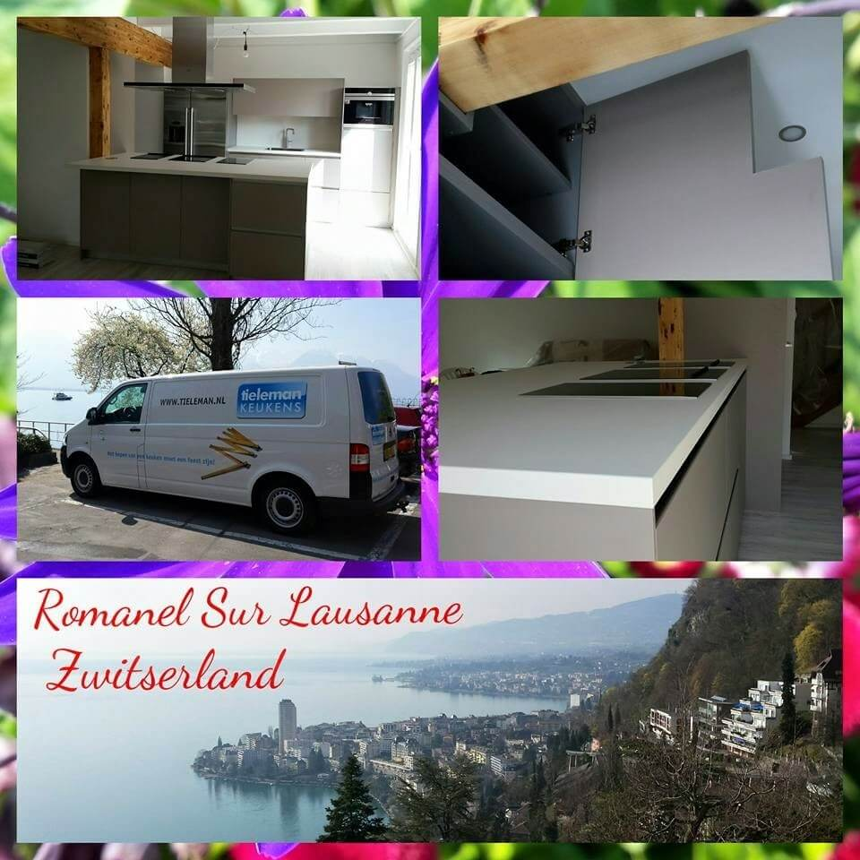 Tieleman Keukens in Zwitserland