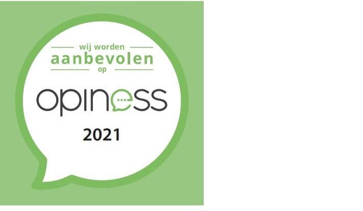 Opiness Topwinkel 2021