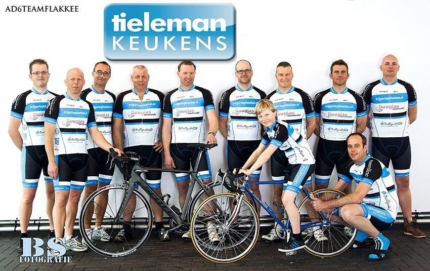 Tieleman Keukens sponsoring