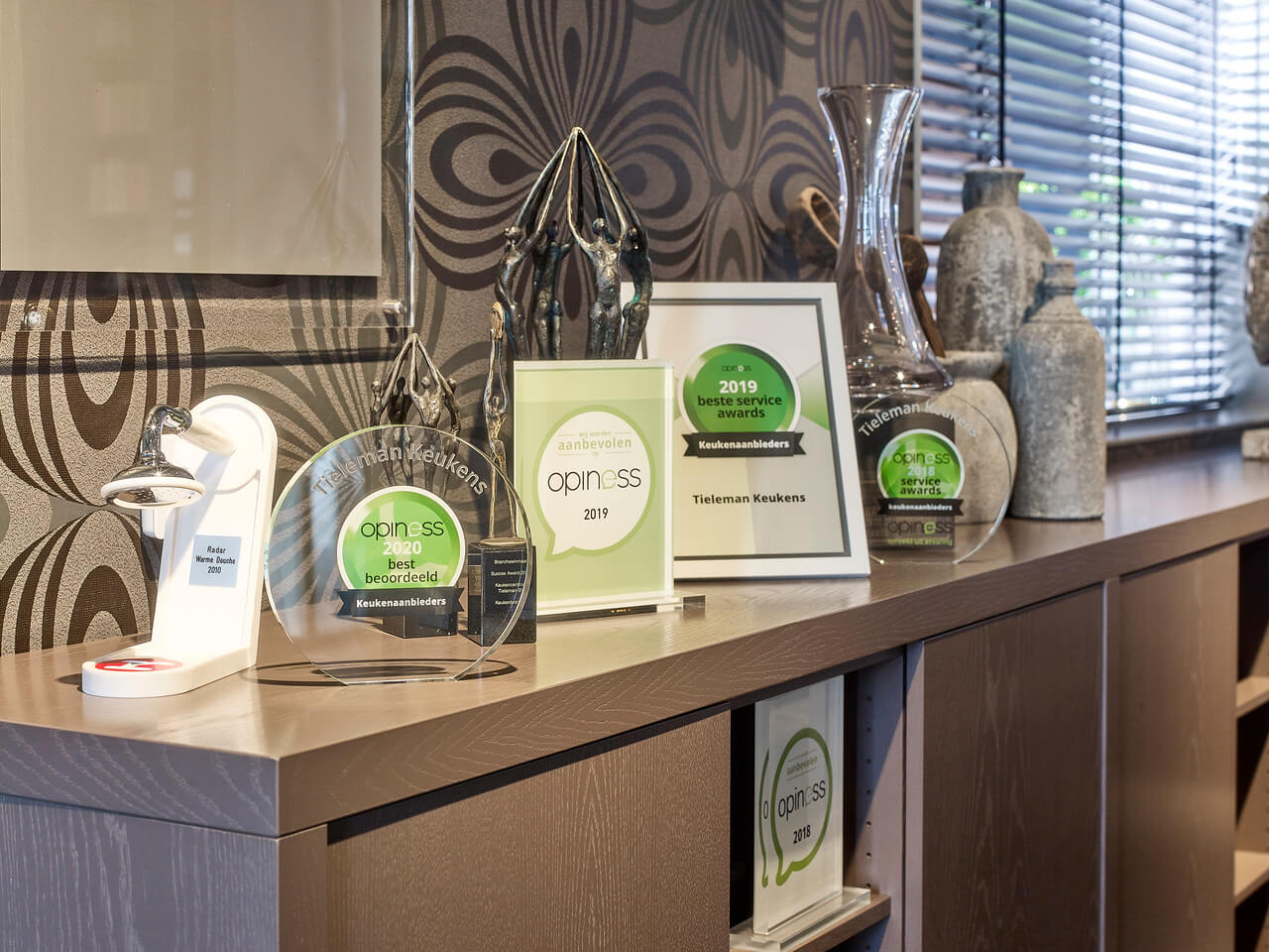 Awards onderscheidingen Tieleman Keukens