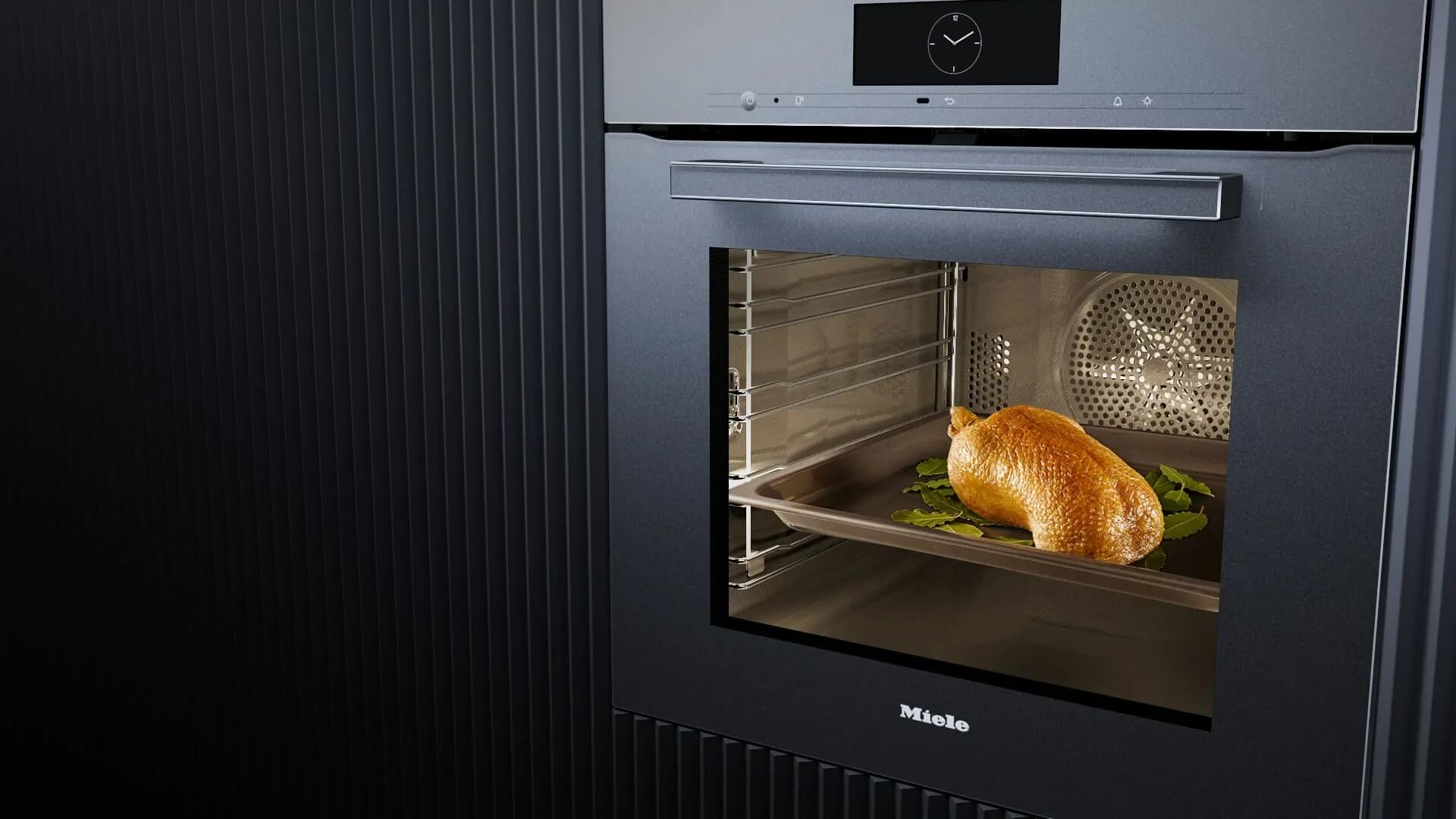 Miele 7000 serie oven
