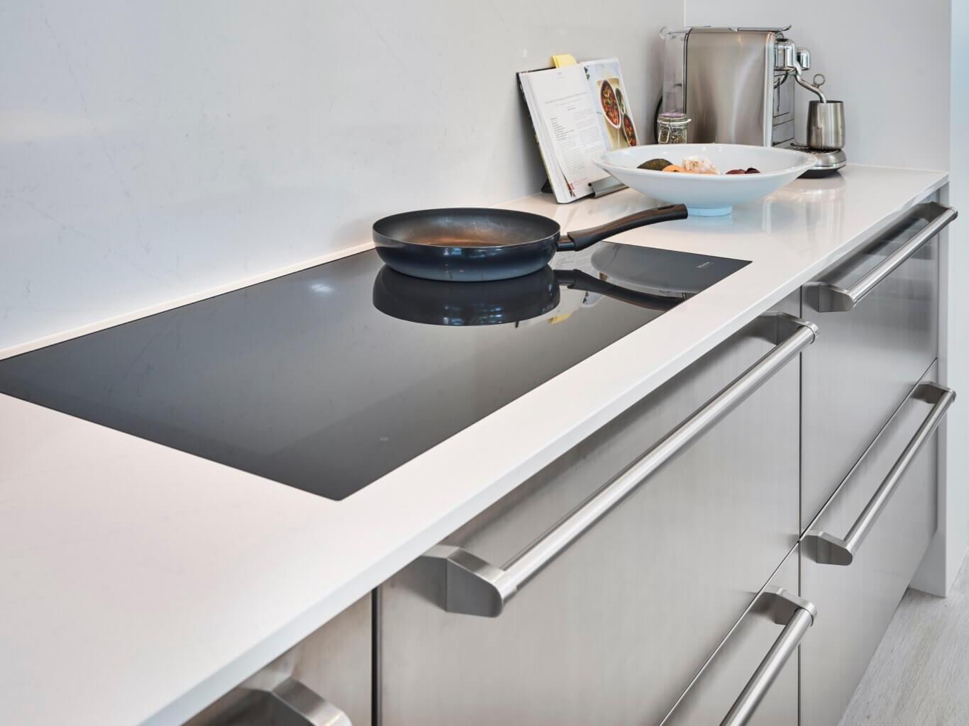 Geplaatste keuken in Domburg