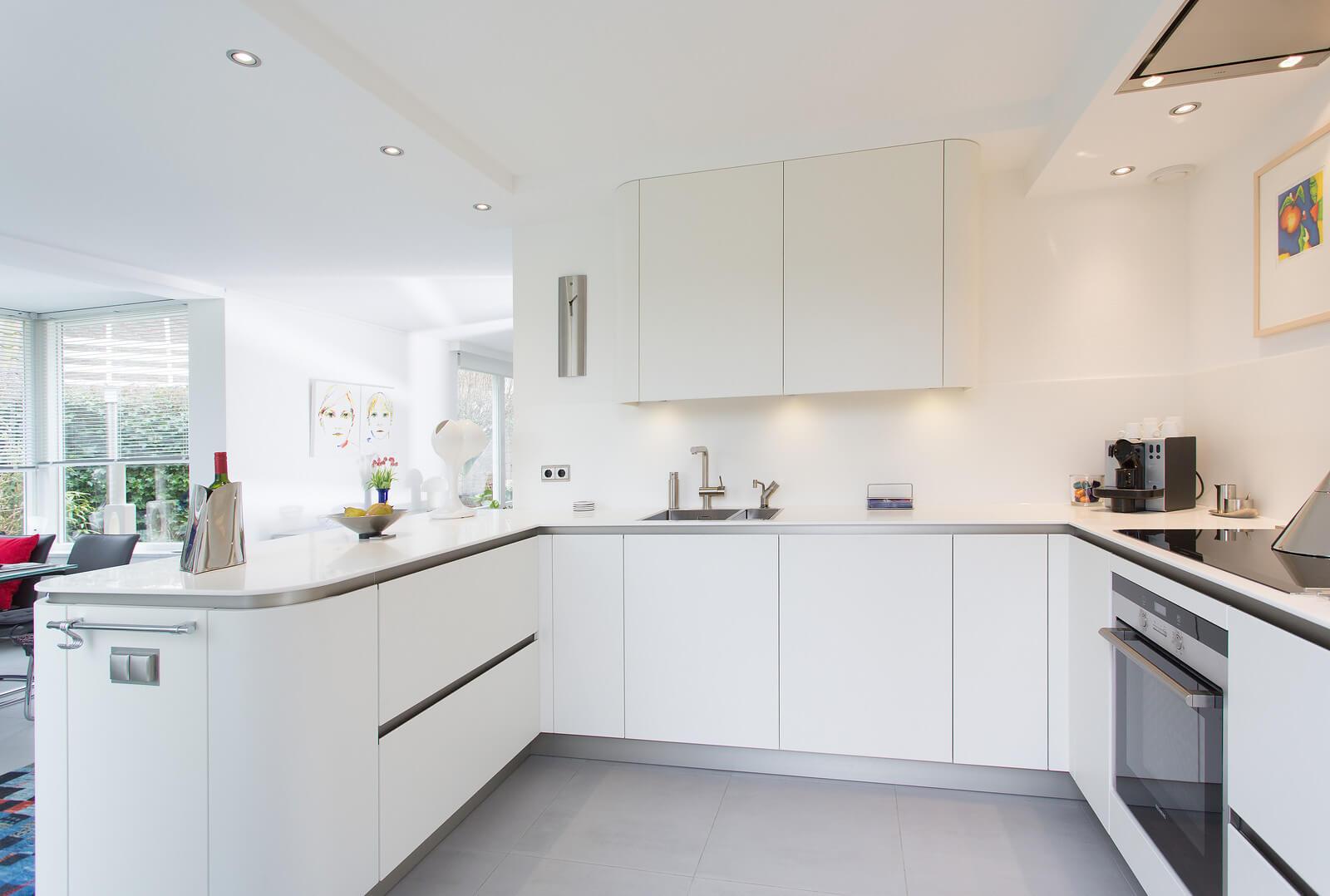 Witte keukens voor ieder interieur