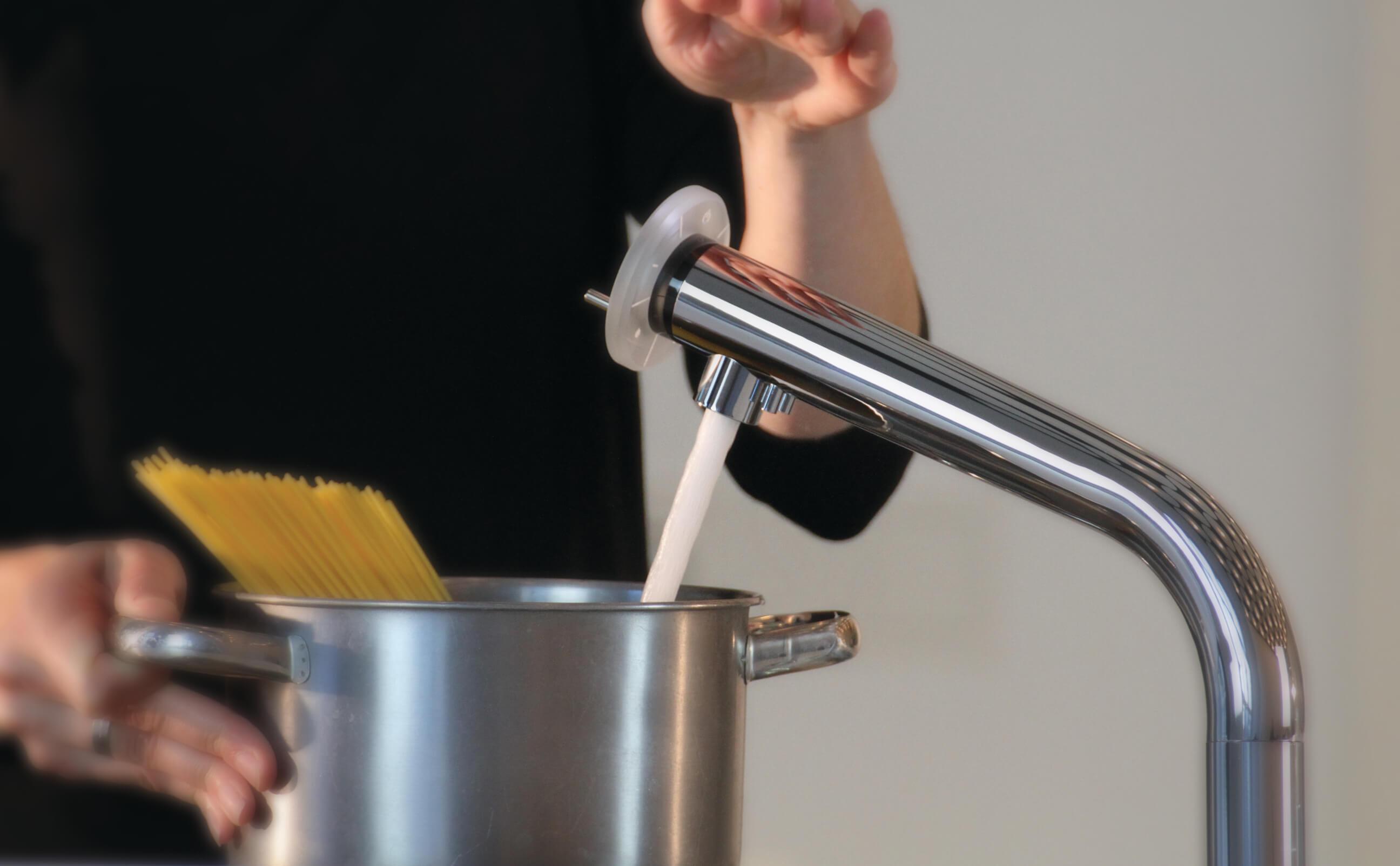 Miscea No Touch keukenkraan