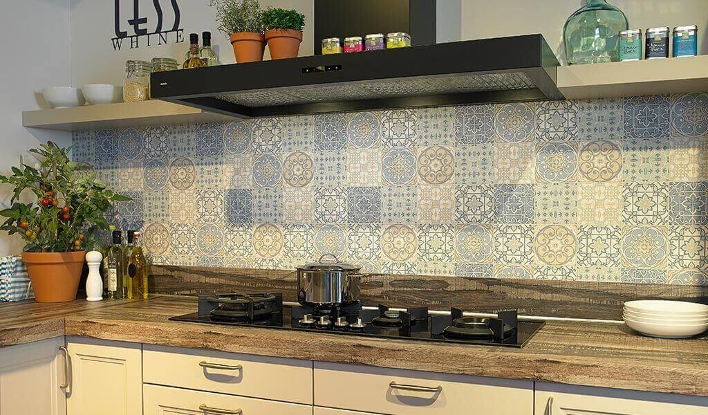 Tegels in de keuken