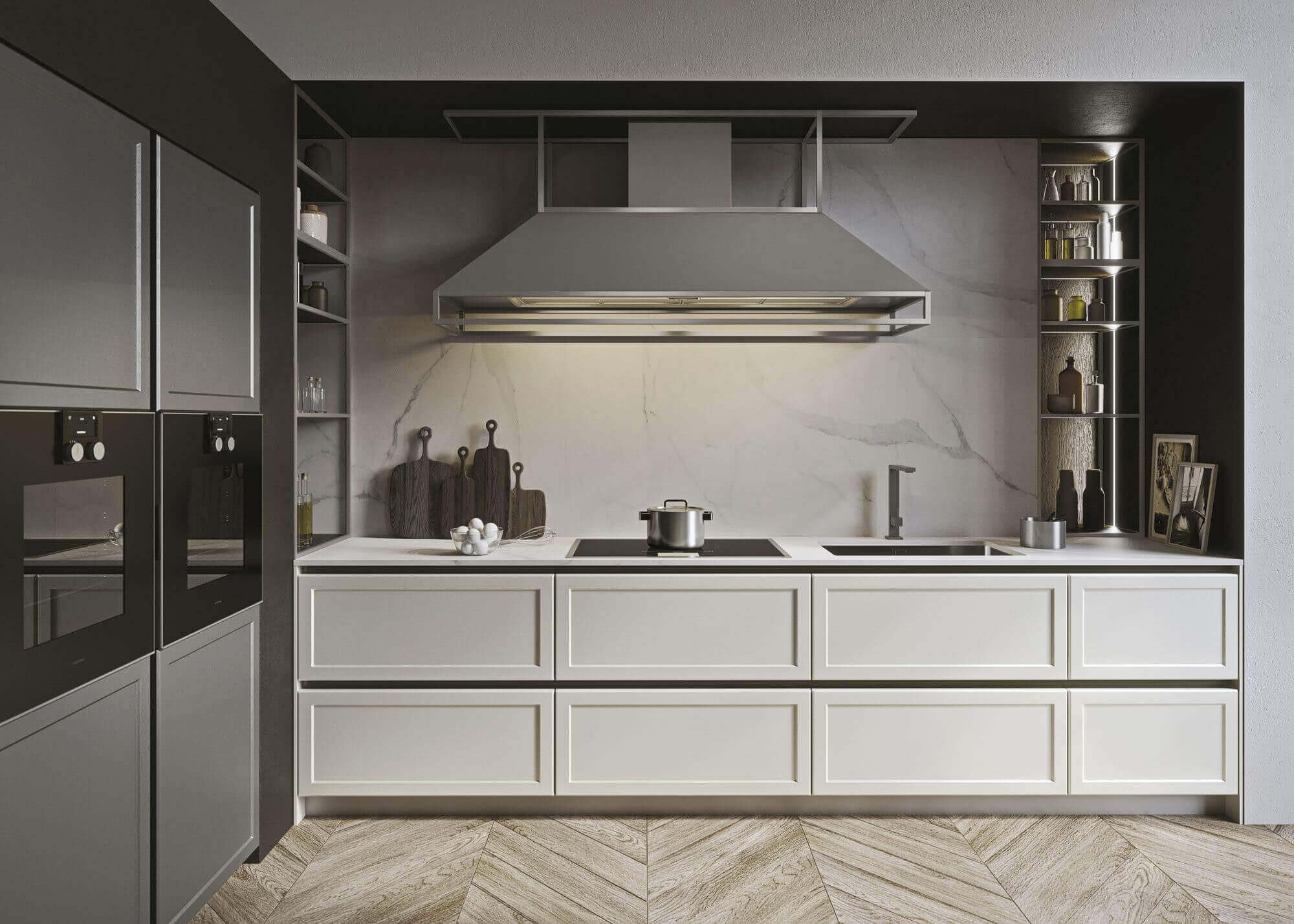Keukendeurtjes van Tieleman Keukens