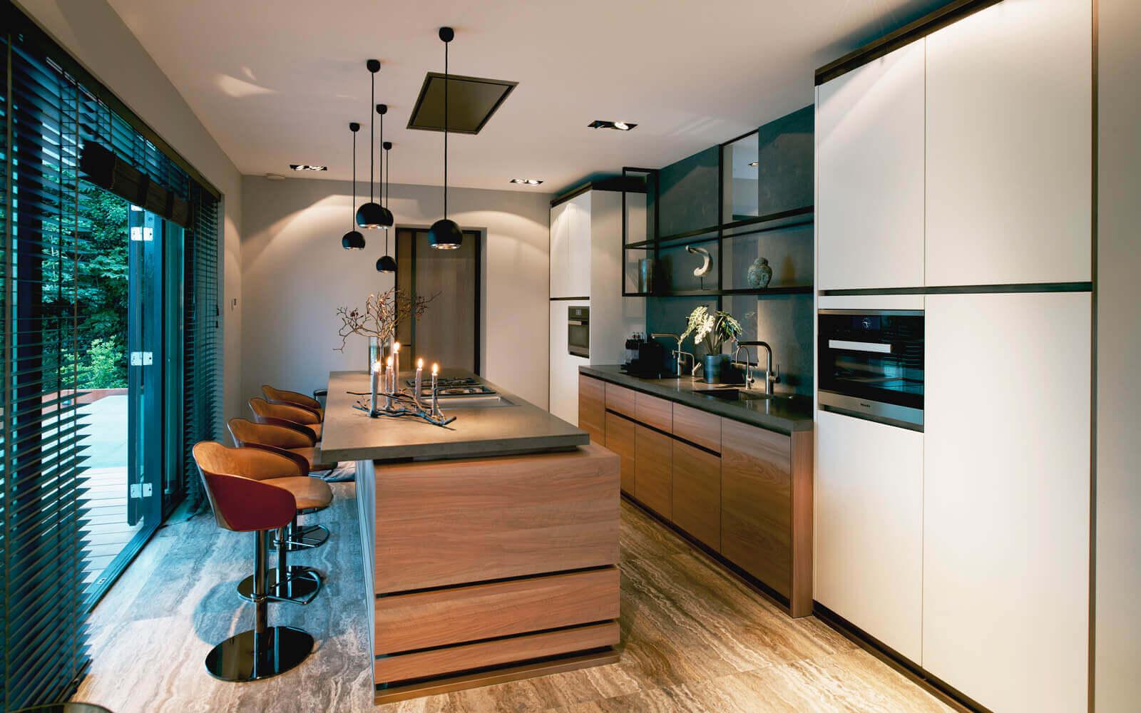 Stijlvolle keukens van Tieleman Keukens