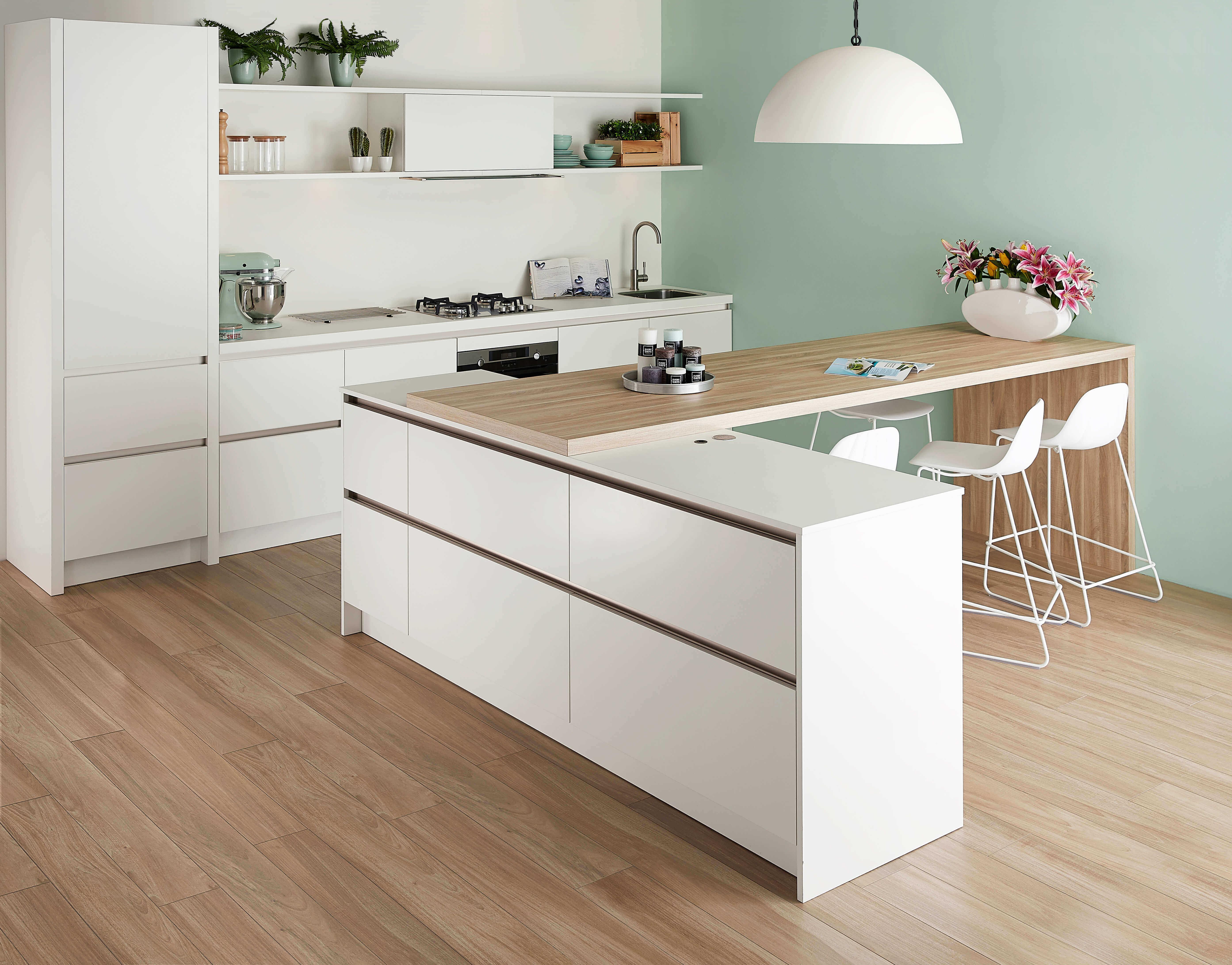 Scandinavische keukens van Tieleman Keukens