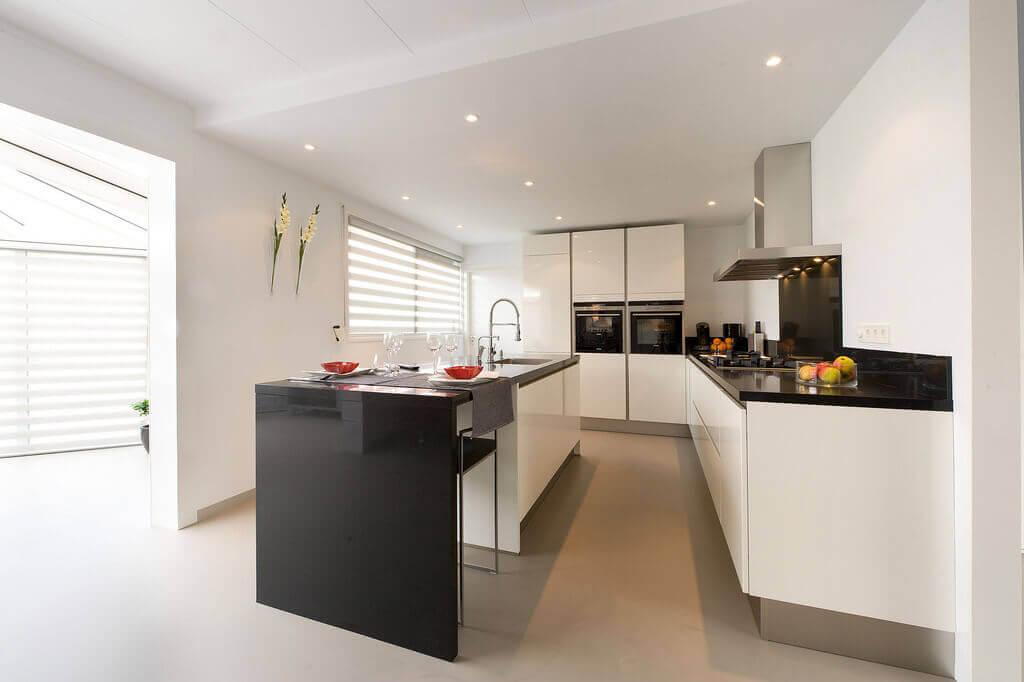 Moderne keukens van Tieleman Keukens
