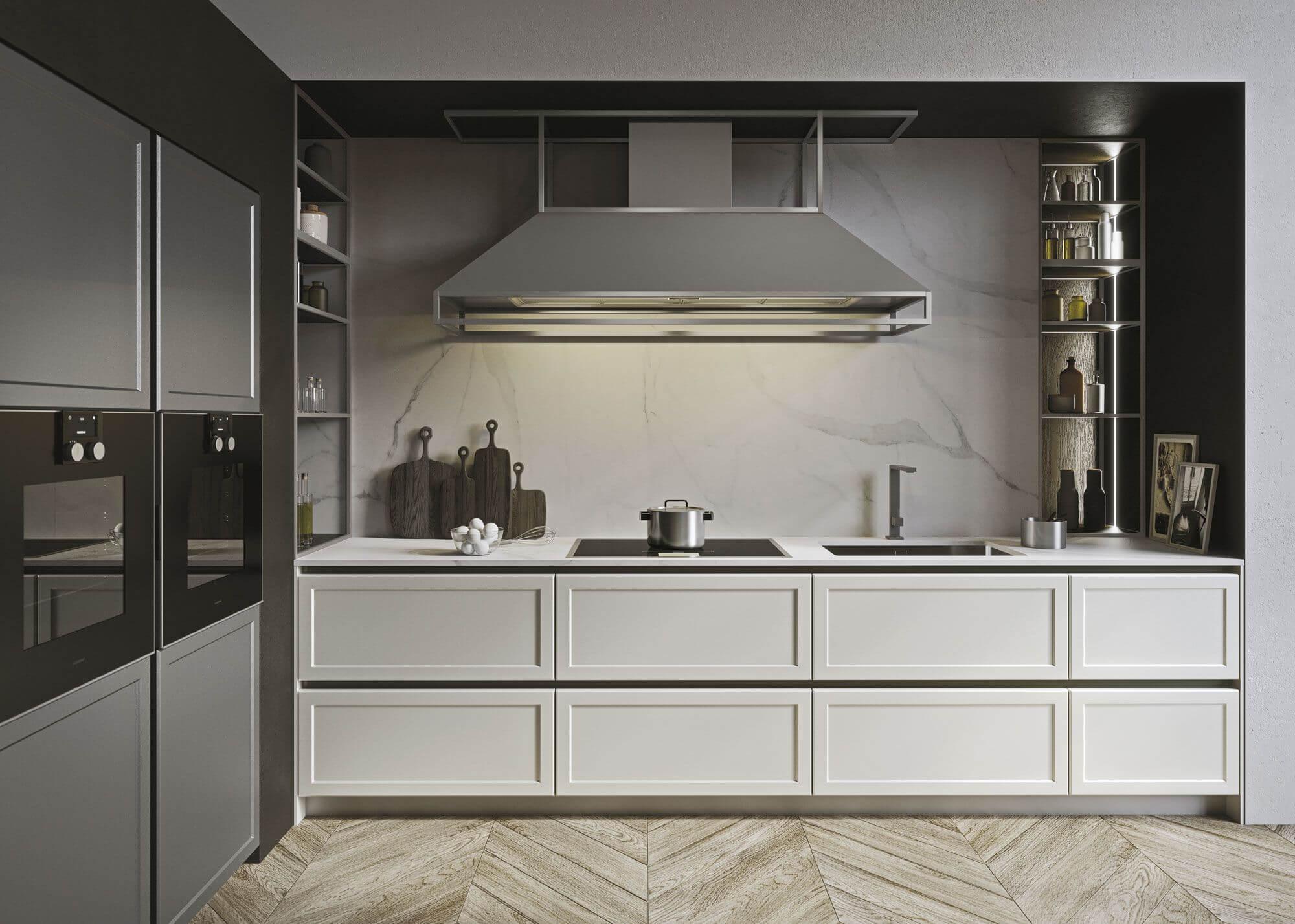 De bijzondere keukens van Tieleman Keukens