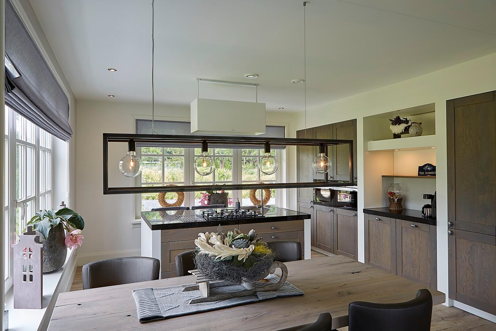 Inspiratie luxe keukens