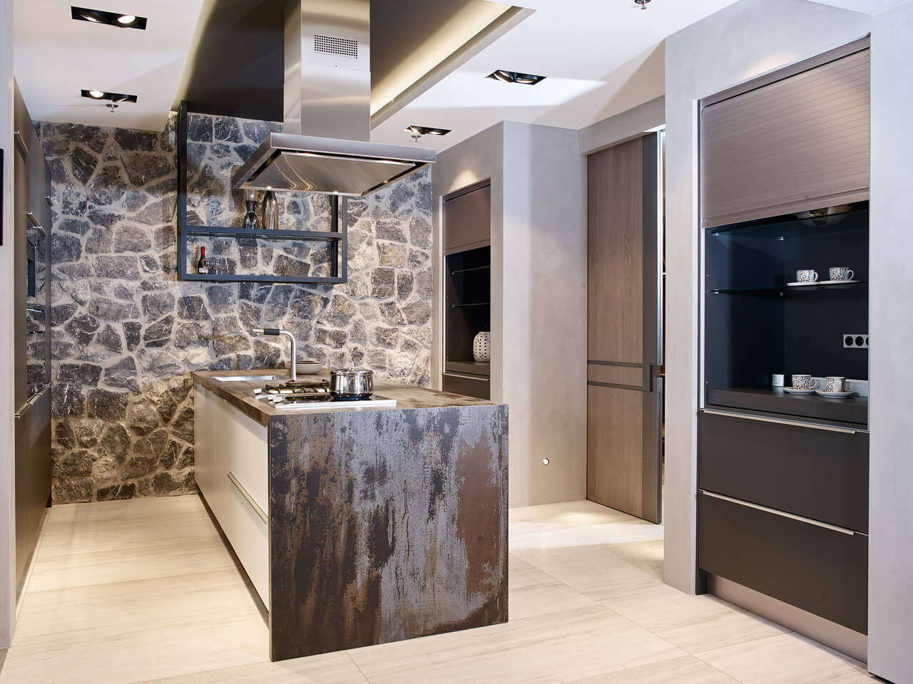 Exclusieve keuken Next 125 NX130