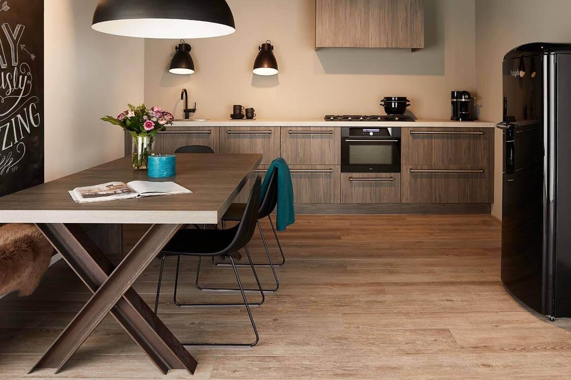 Eenvoudige keukens van Tieleman Keukens