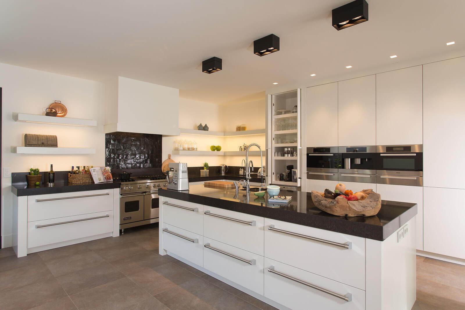 Inspiratie voor prachtige keukens
