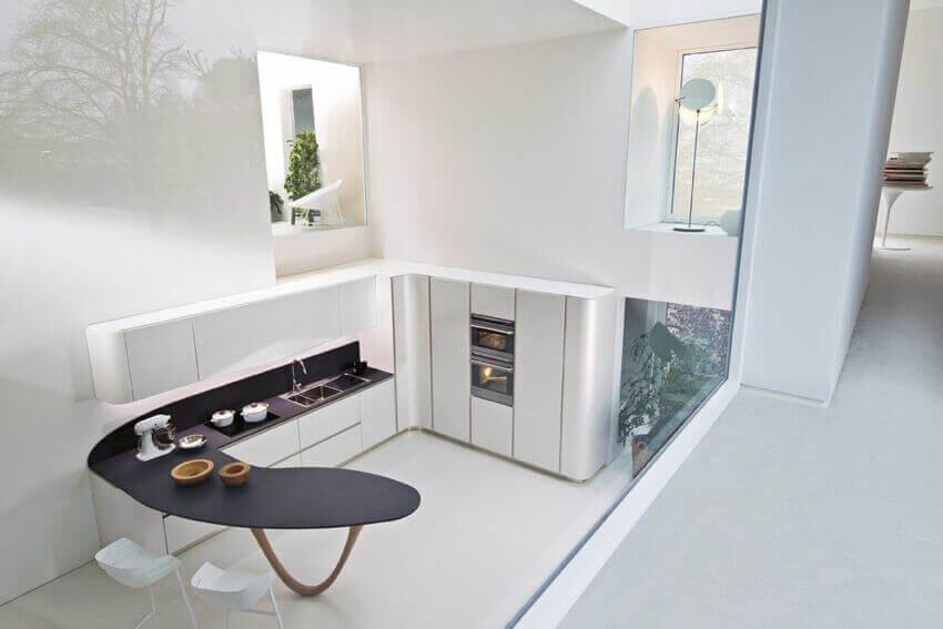 Luxe keukens van Tieleman Keukens