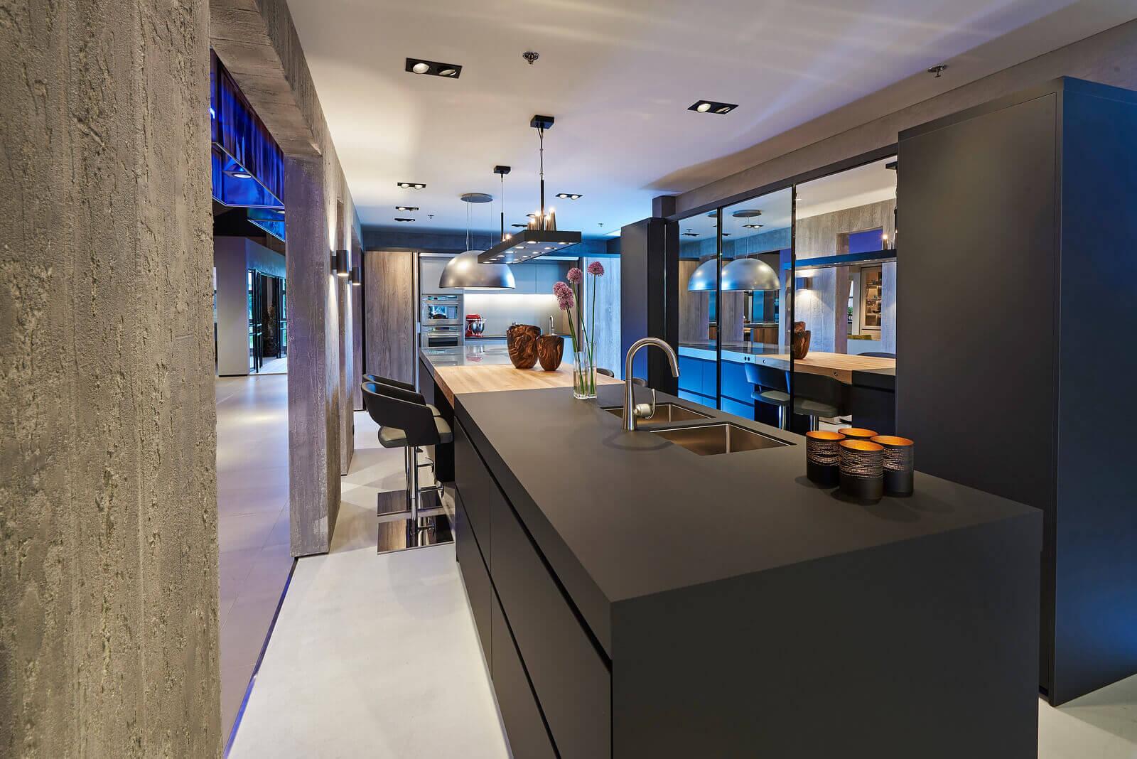 High end-keukens