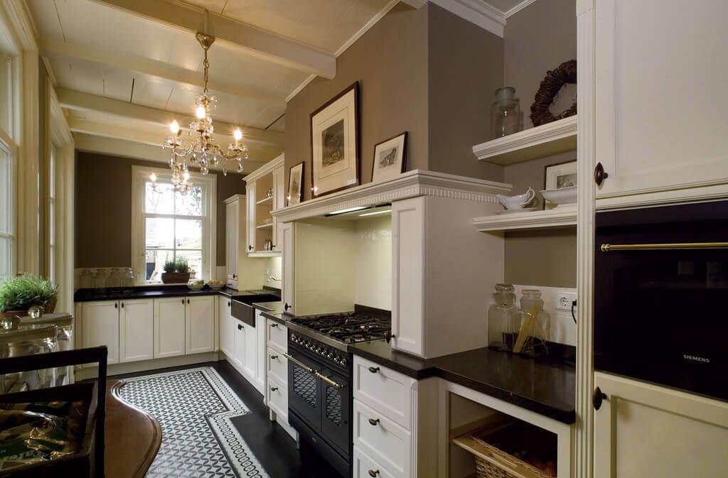 Klassieke keukens van TIeleman Keukens