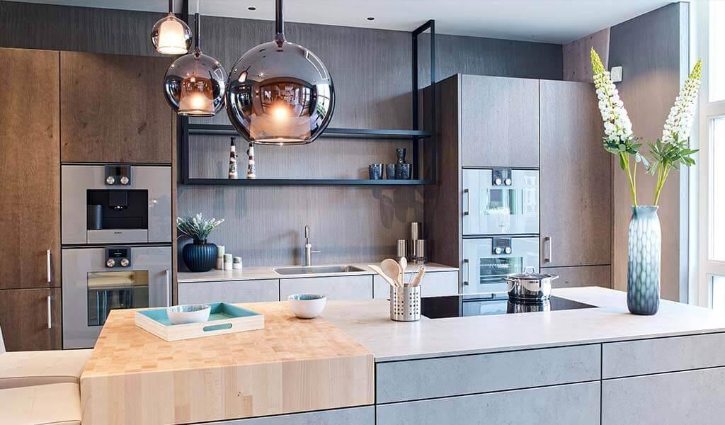 Complete showroom keuken