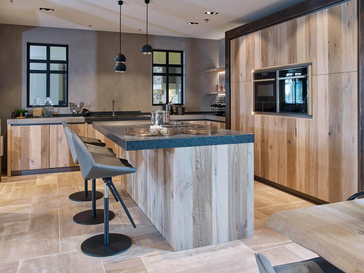 Greeploze keukens van Tieleman keukens