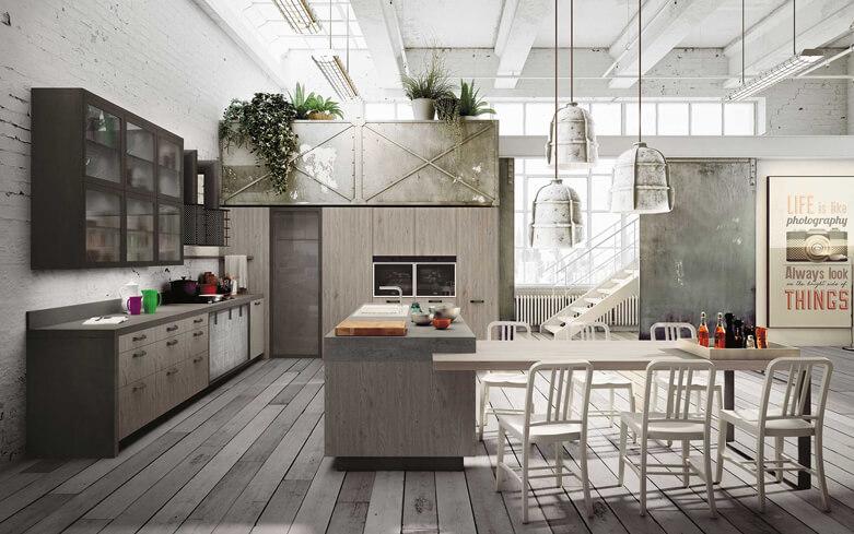 Loft keuken