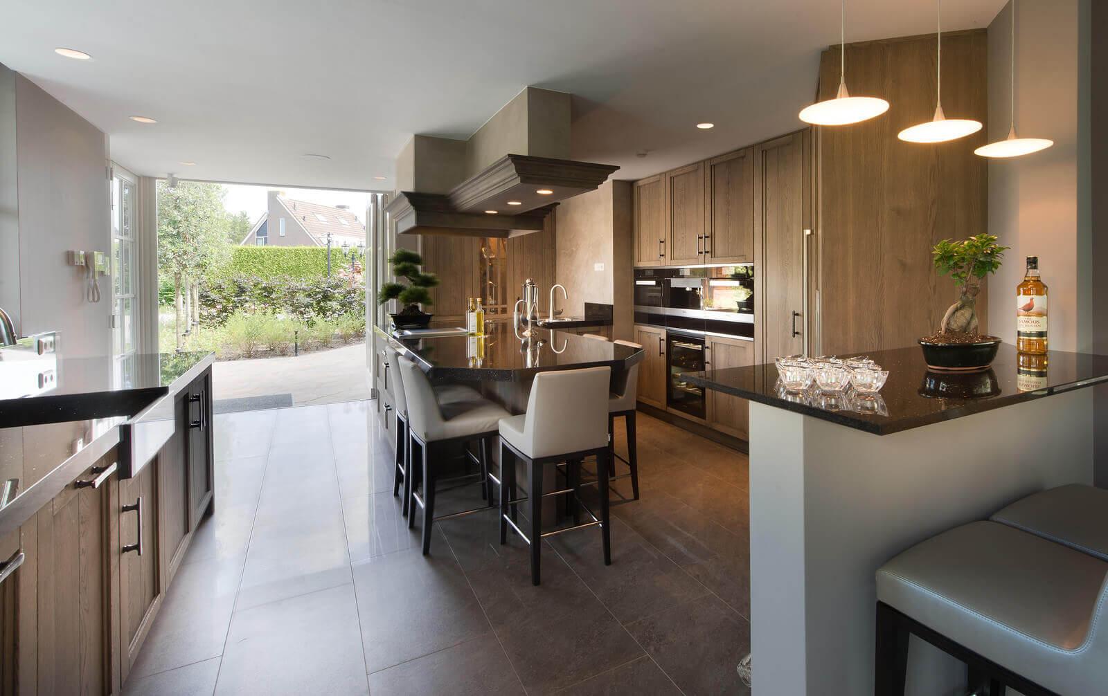 Landhuiskeuken van Tieleman Keukens