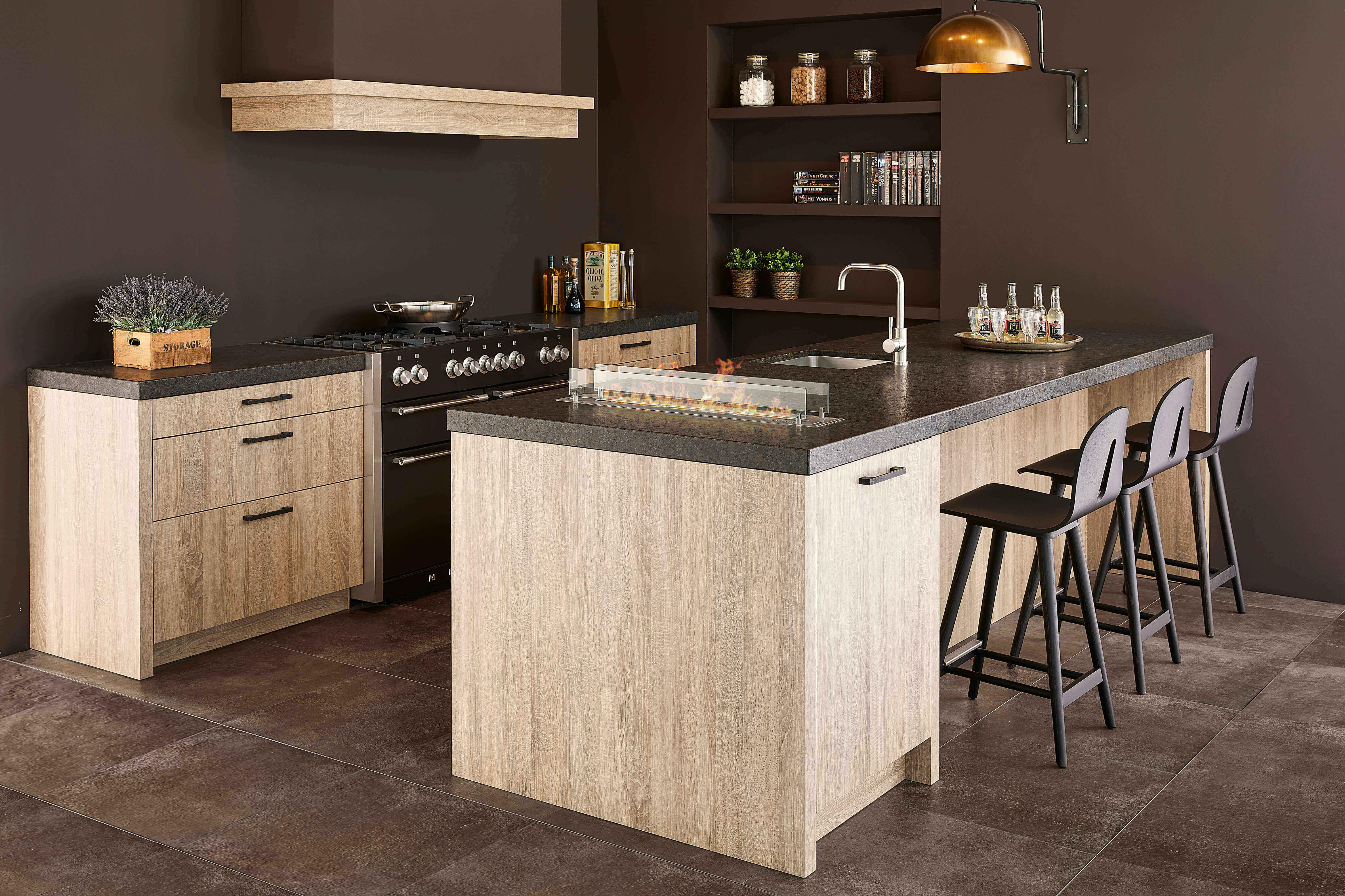 Maatwerk keukens van Tieleman Keukens