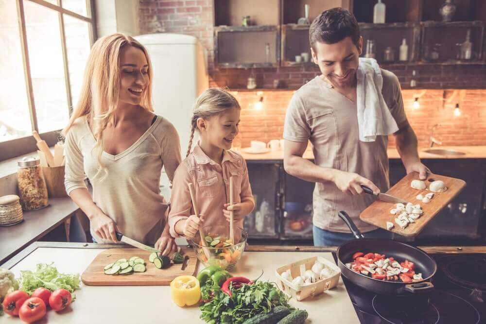 Familiekeukens van Tieleman Keukens