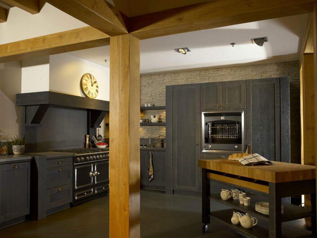 Nostalgische keukens