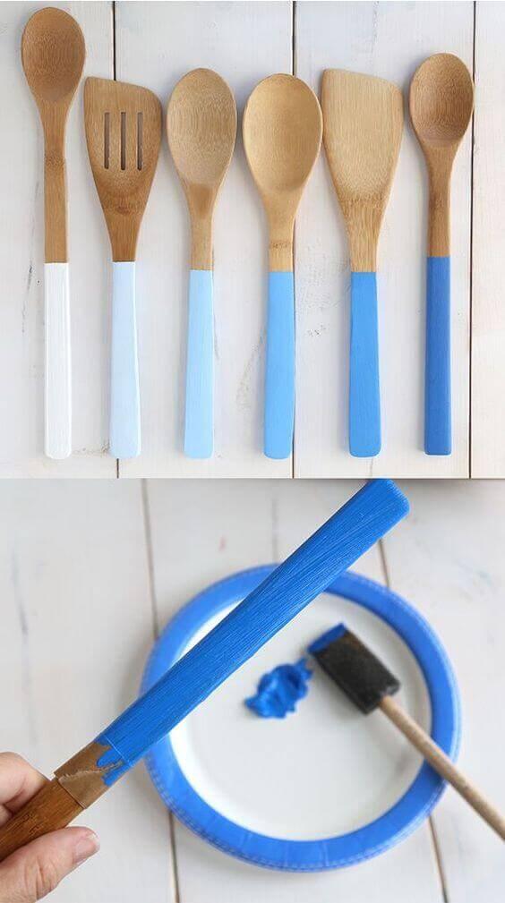 DIY voor in de keuken