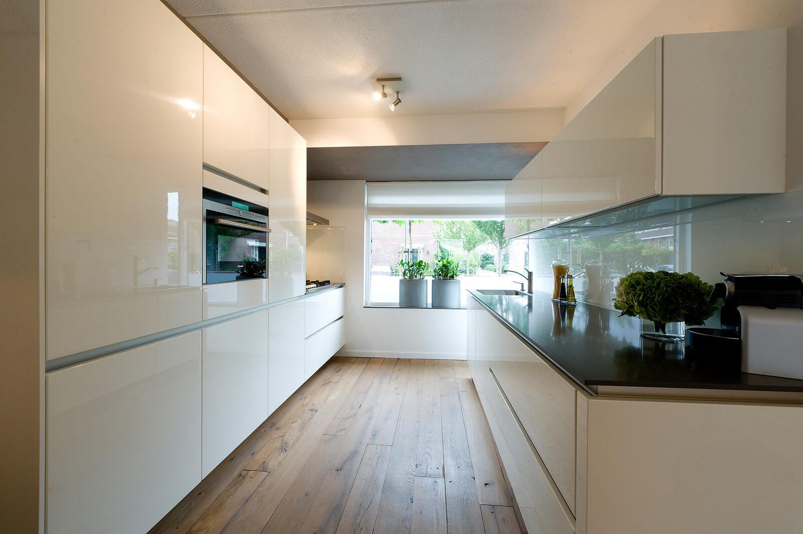 Schüller Nextline geplaatste keuken