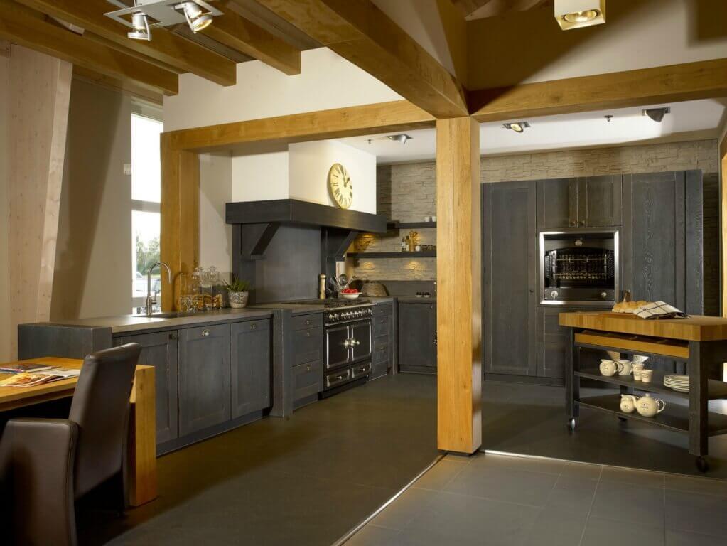 Handgemaakte keukens van Tieleman Keukens