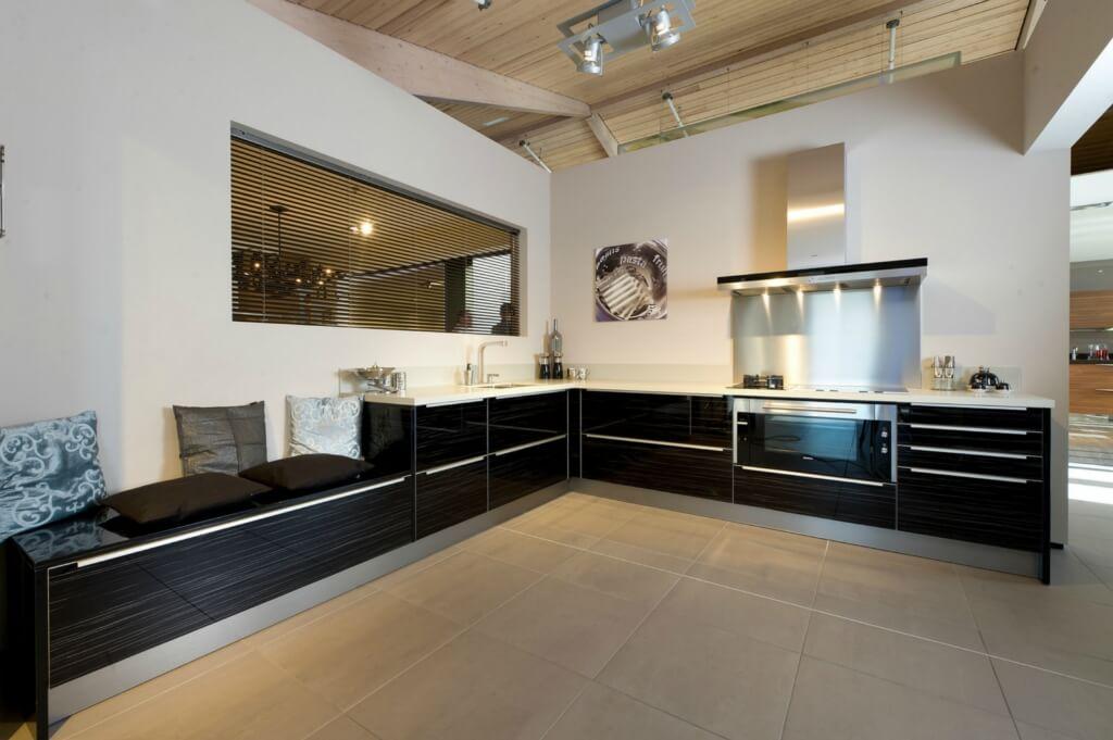 Hoogglans keukens van Tieleman Keukens