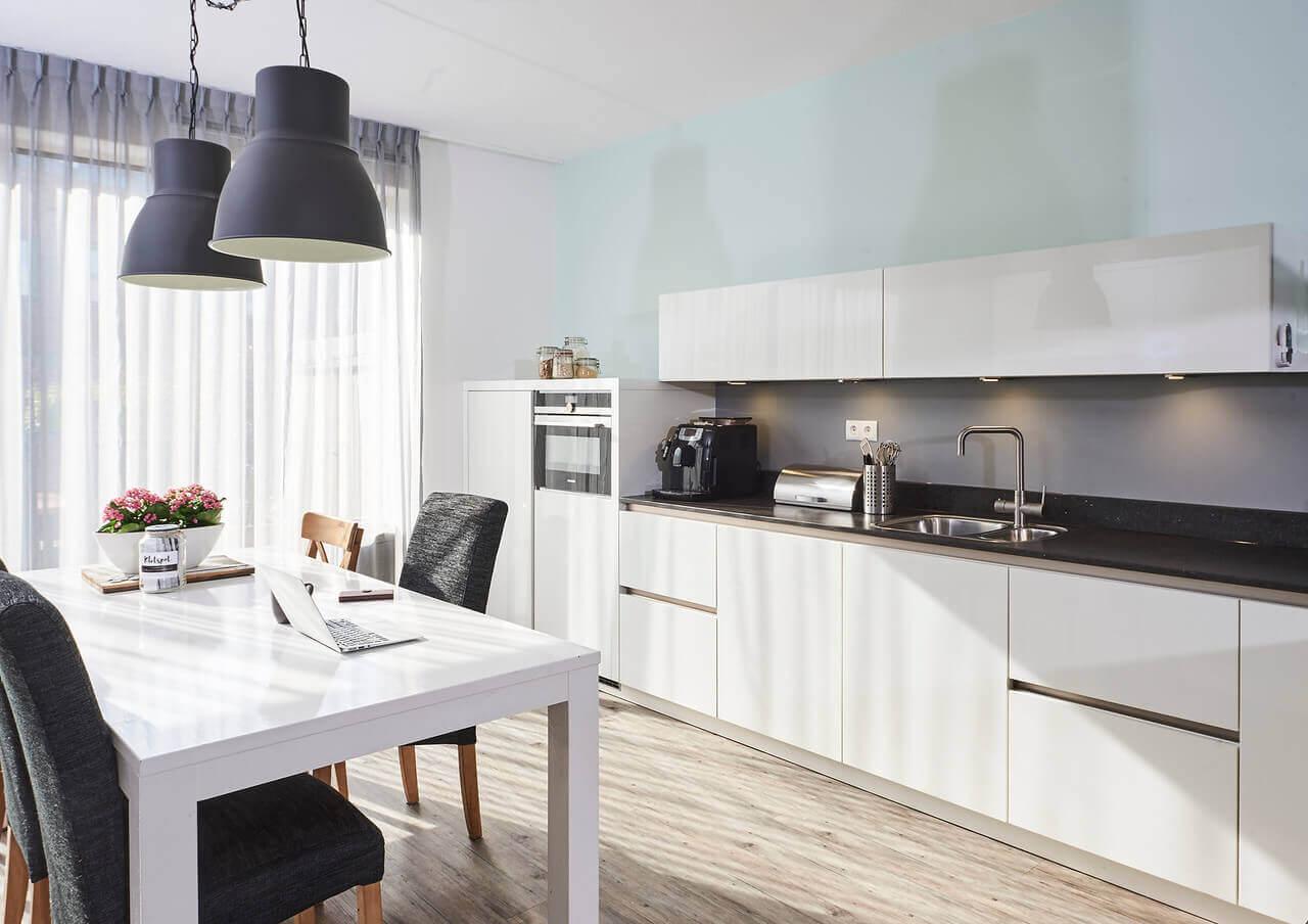 Moderne keuken van Tieleman Keukens