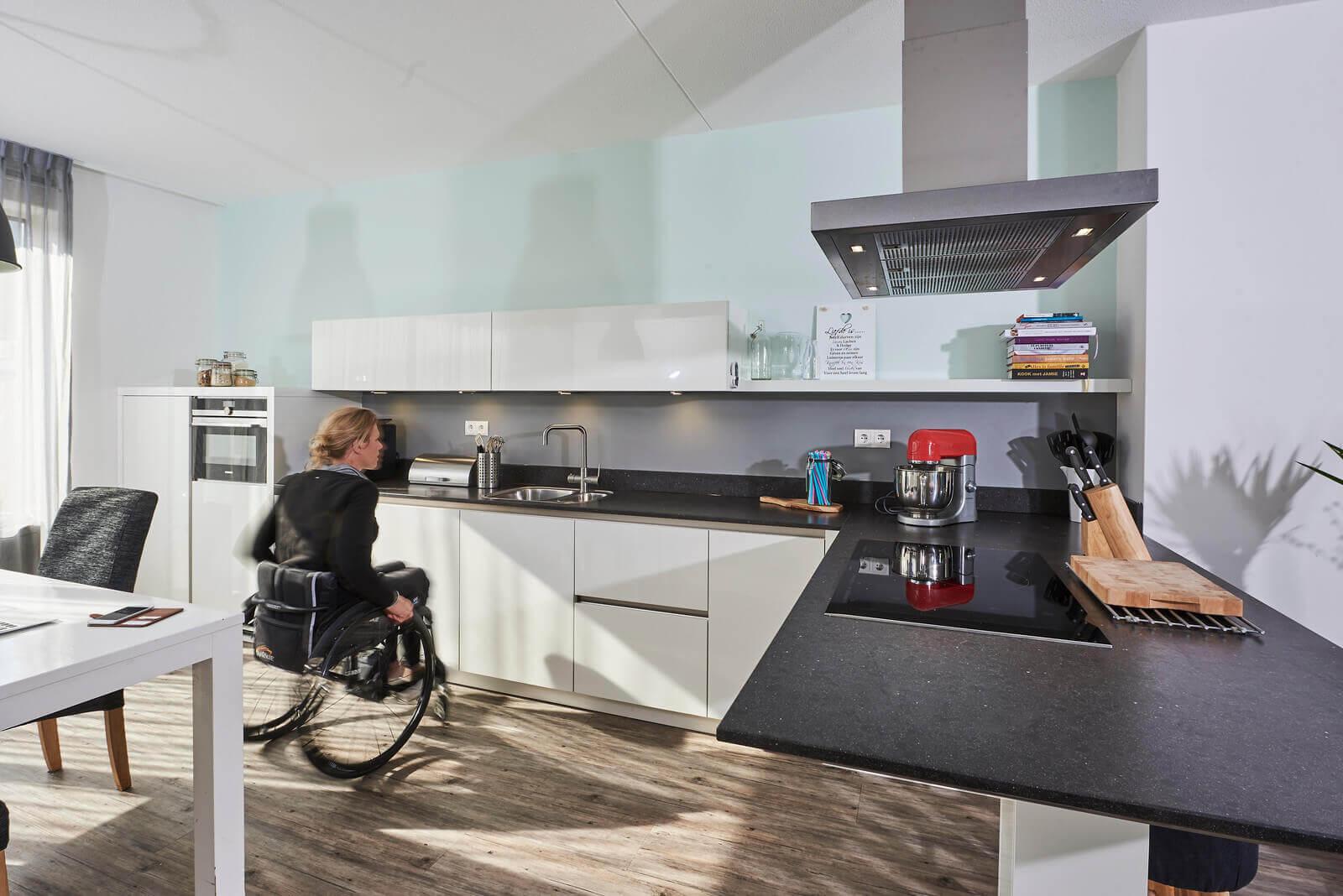 aangepaste keuken rolstoel