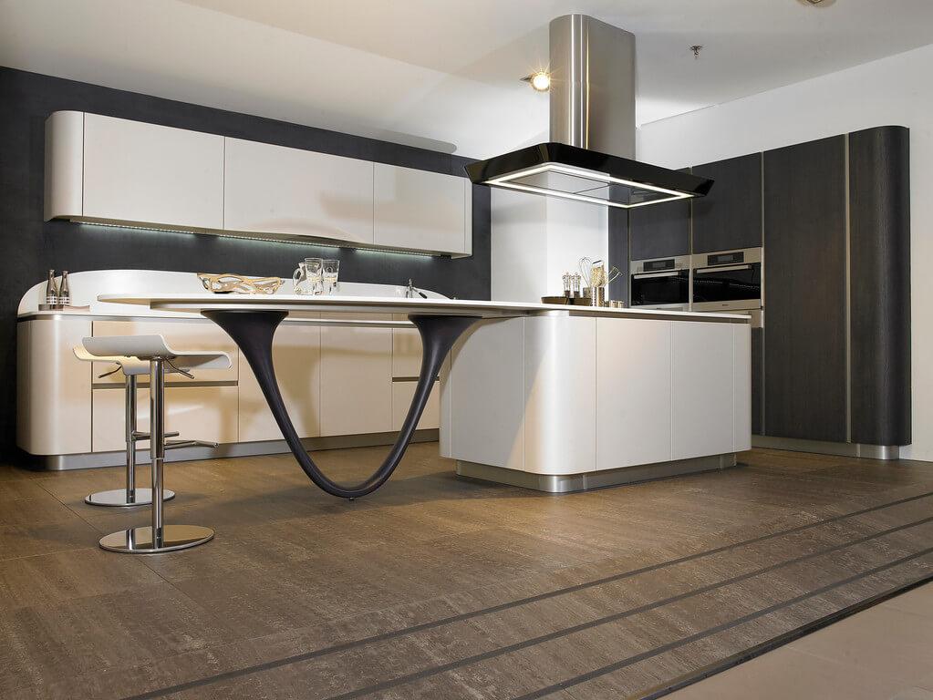 Italiaans design in de keuken