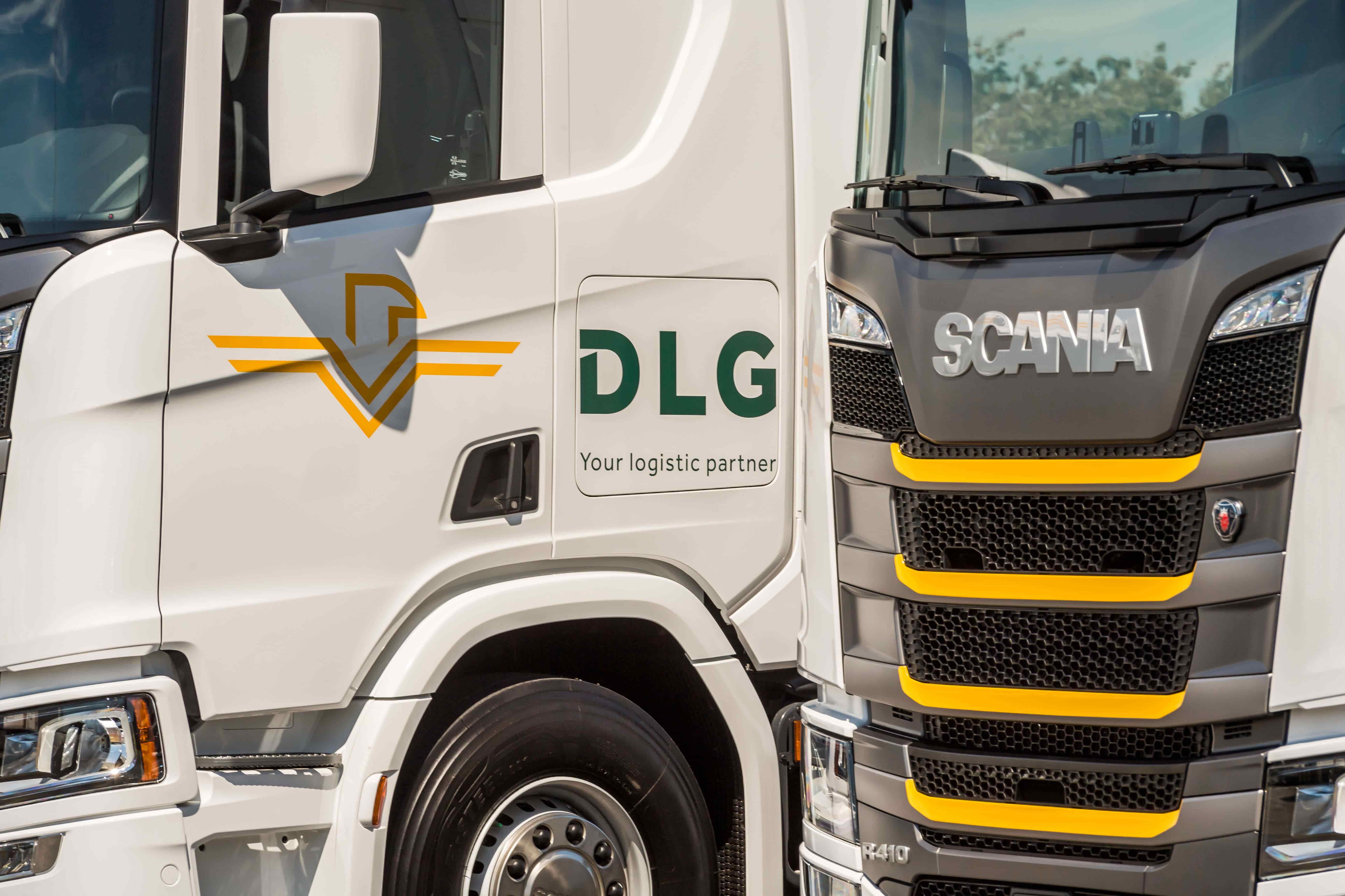 DLG supply chain logistiek